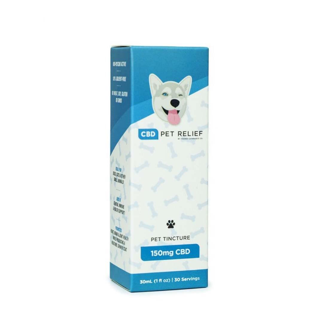 CBD Pet Relief Tincture
