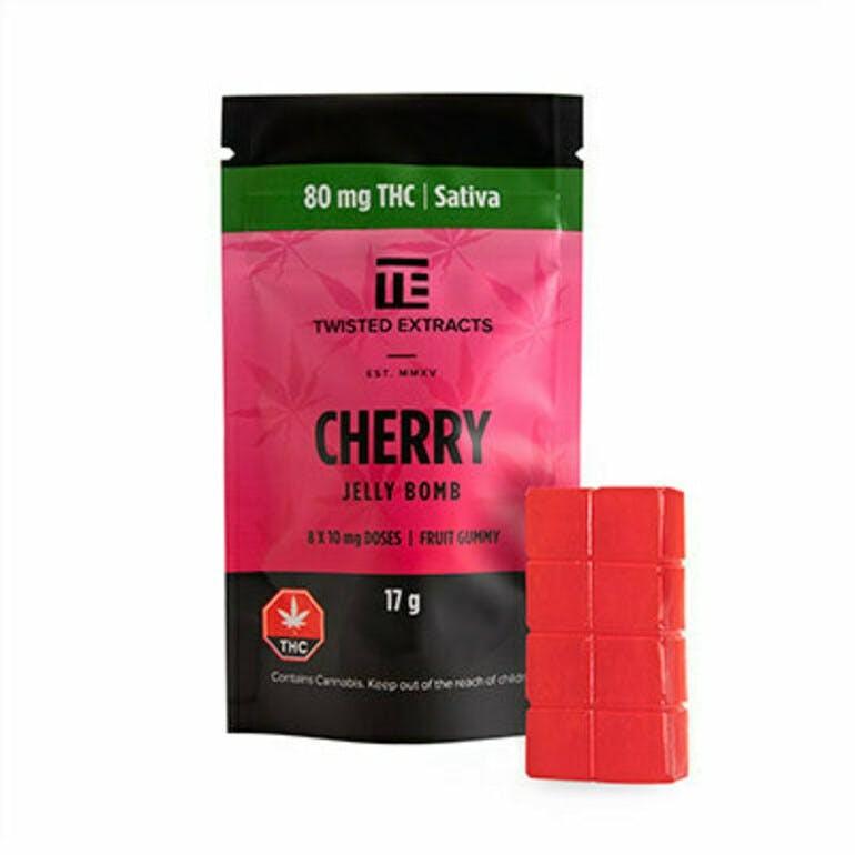 Cherry JellyBomb