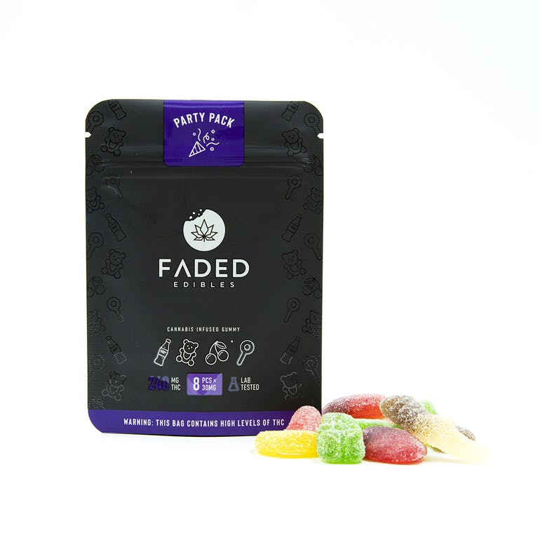 Party Pack 240 mg