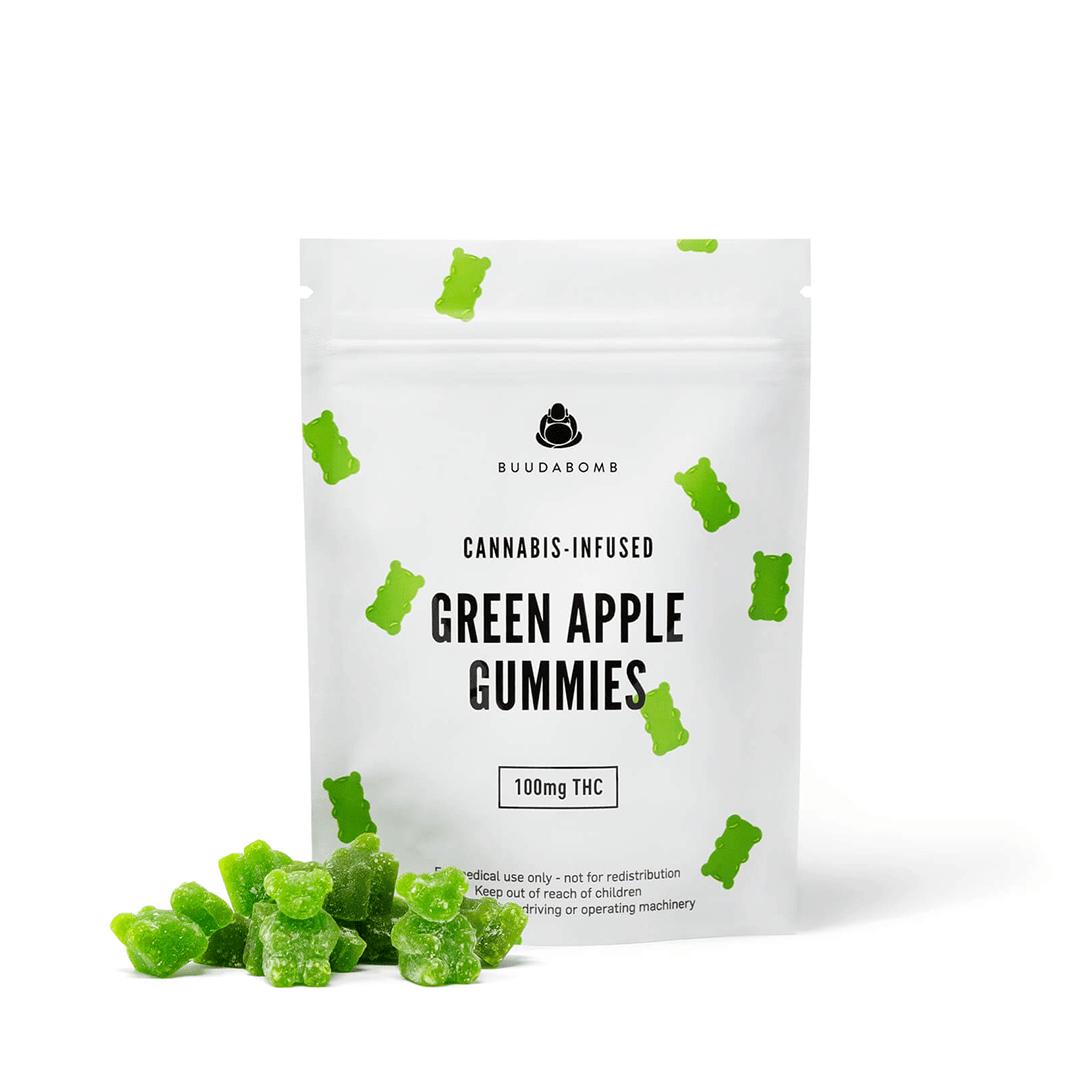 Apple Gummies 100mg