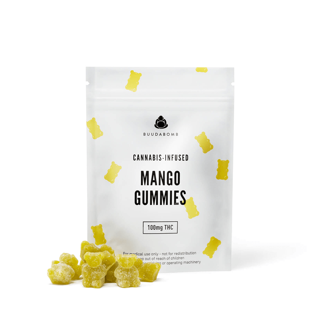 Mango Gummies 100mg