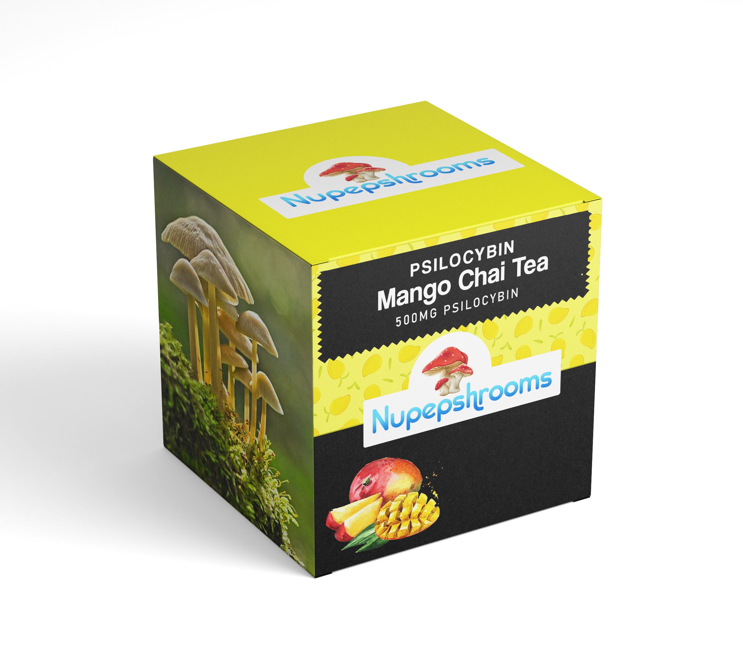 Psilocybin Mango Chai Tea