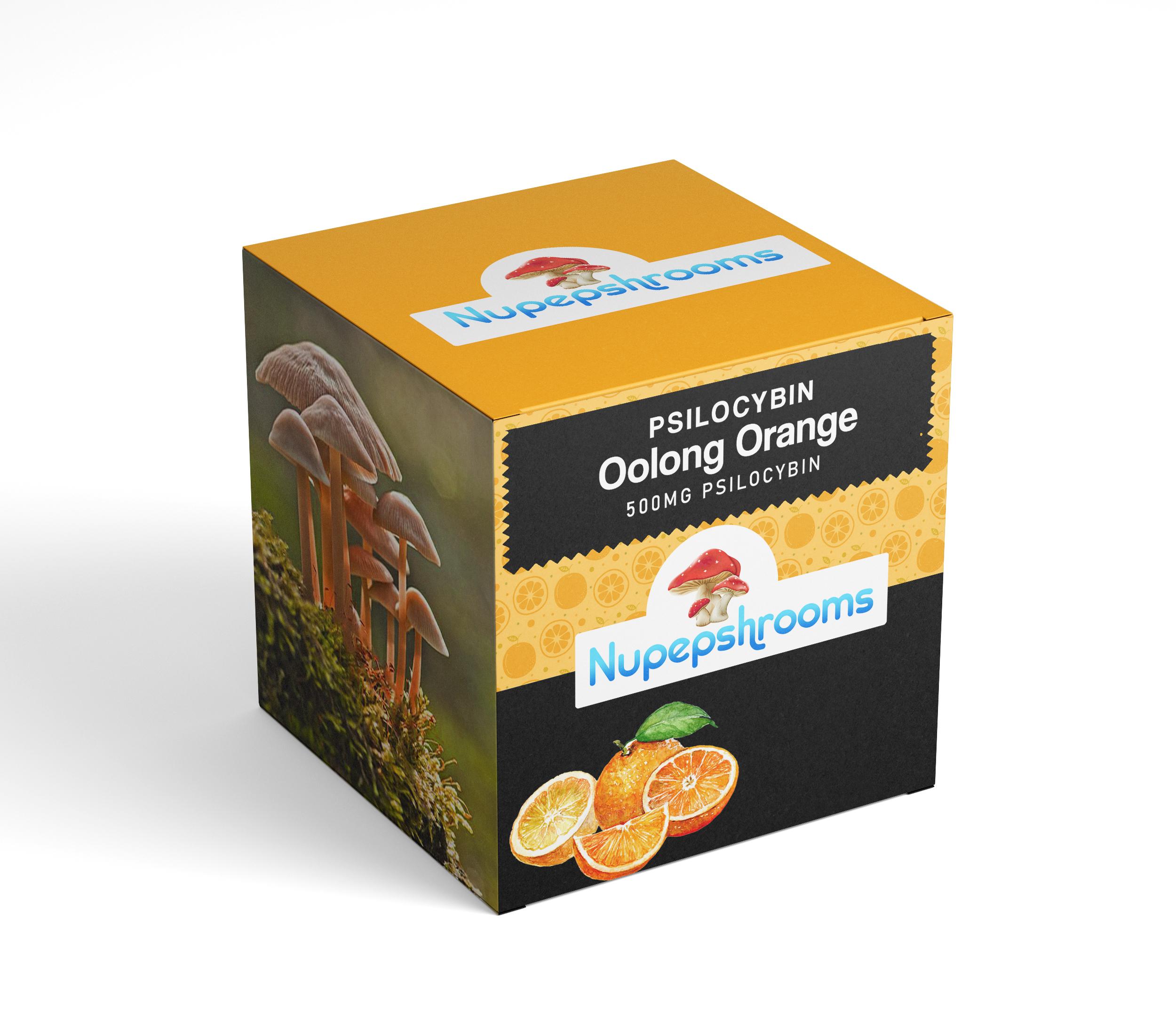 Psilocybin Oolong Orange Tea
