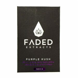 Purple Kush Shatter