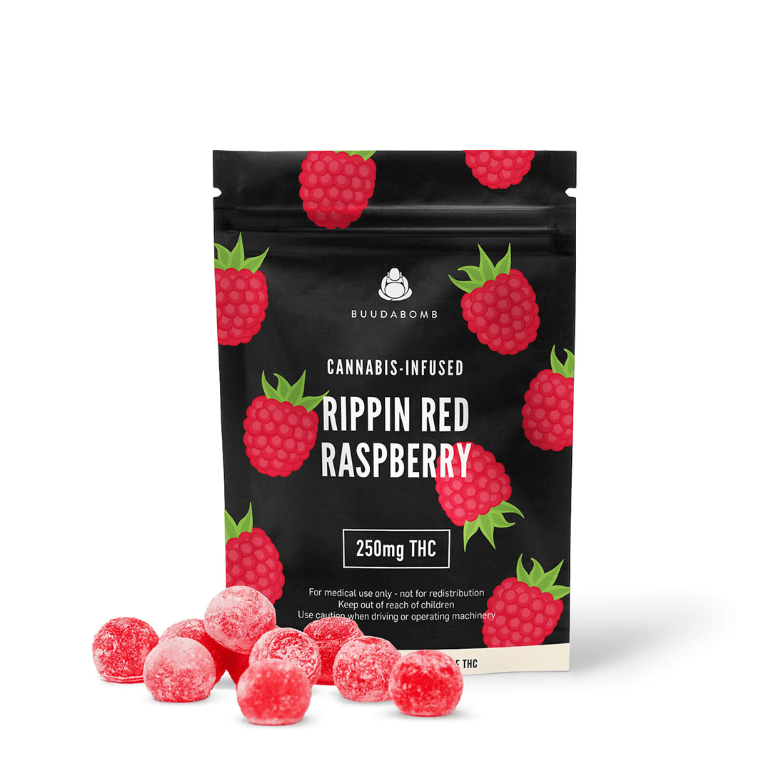 Rippin Red Raspberry 250mg