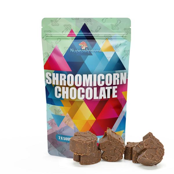 Nupepshrooms,Shroomicorn,Chocolate,Mushrooms