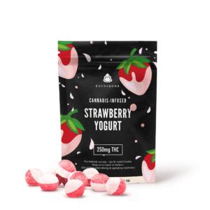 Strawberry Yogurt Explosion 250mg