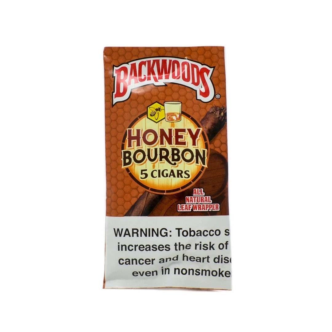 Backwoods – Honey Bourbon