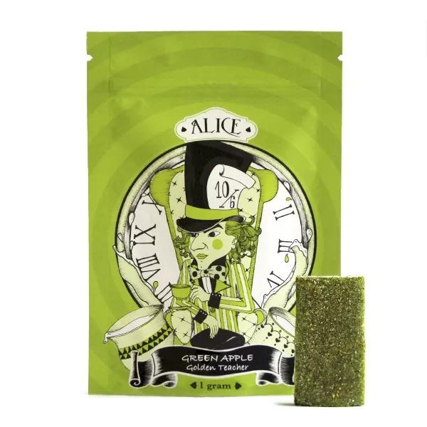 Alice – Green Apple Mushroom Gummy