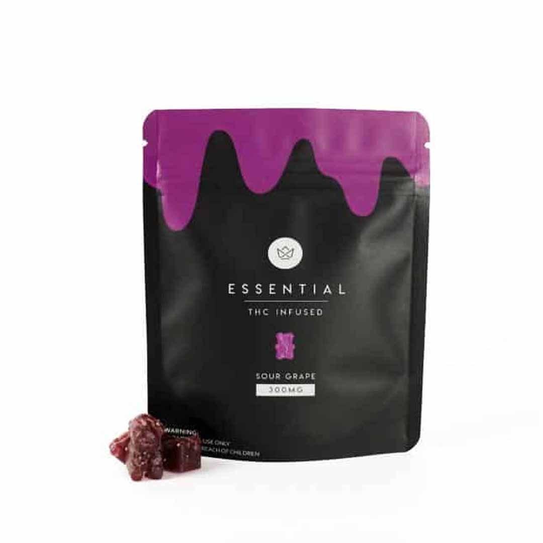 Essential – Sour Grape 300mg