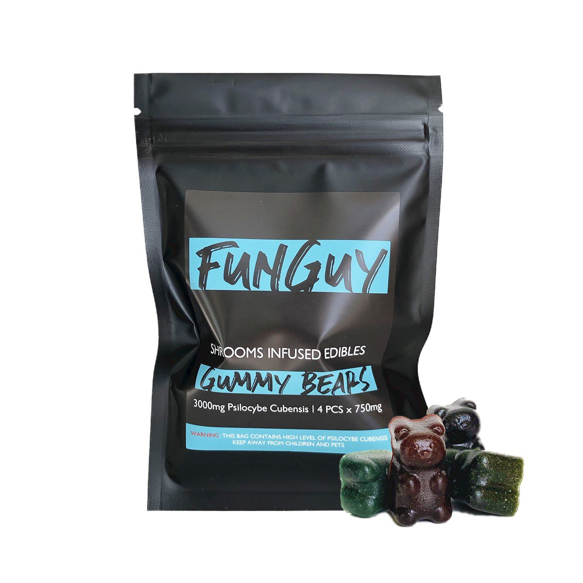 FunGuy – Assorted Gummy Bears