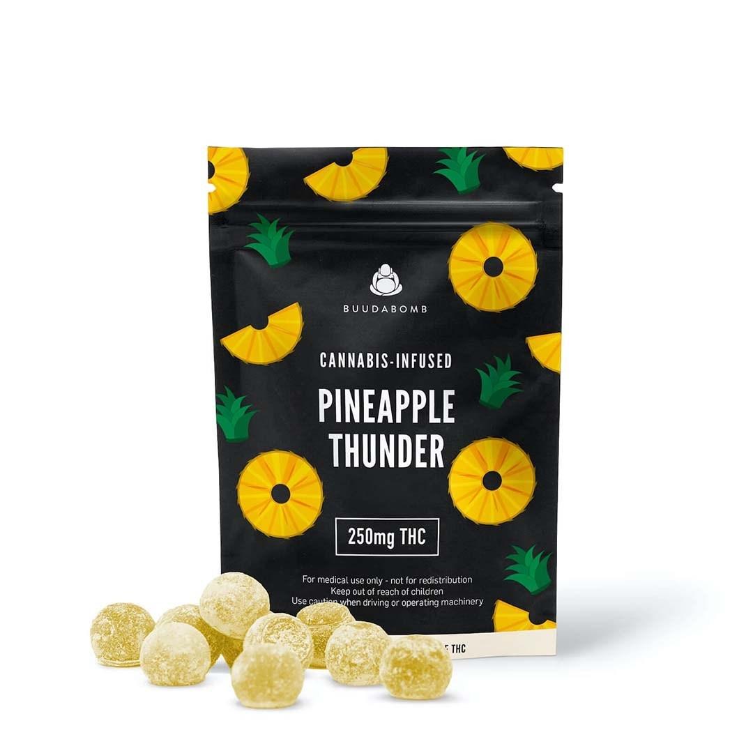 Buudabomb – Pineapple Thunder 250mg