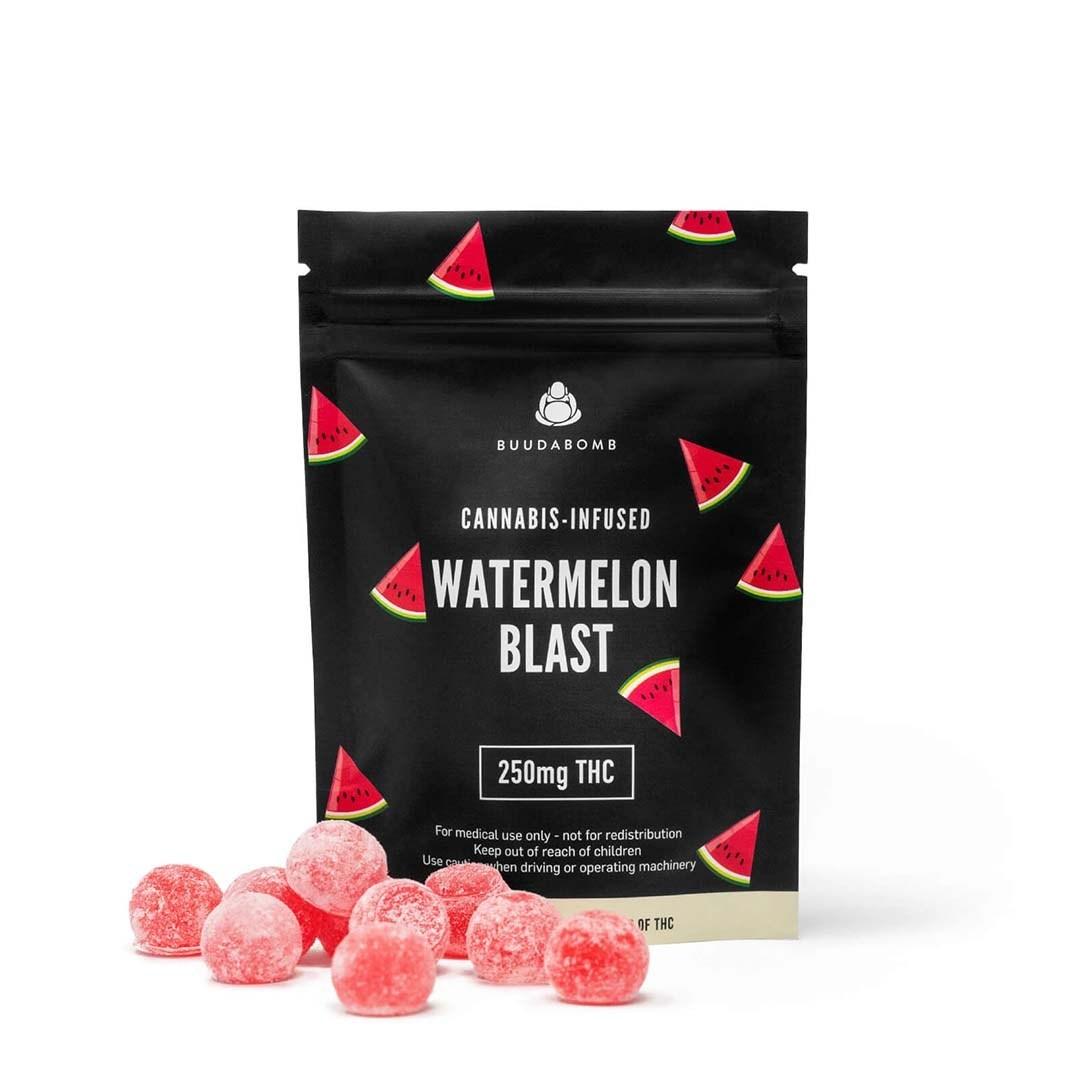 Buudabomb – Watermelon Blast 250mg